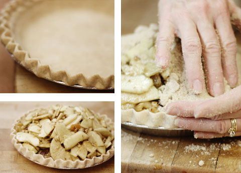 Apple Pie assembly