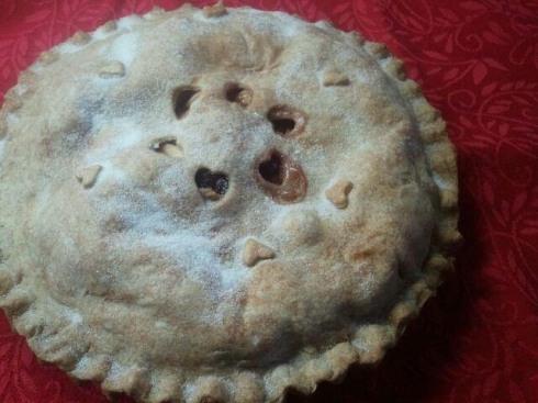 Sarah's pie