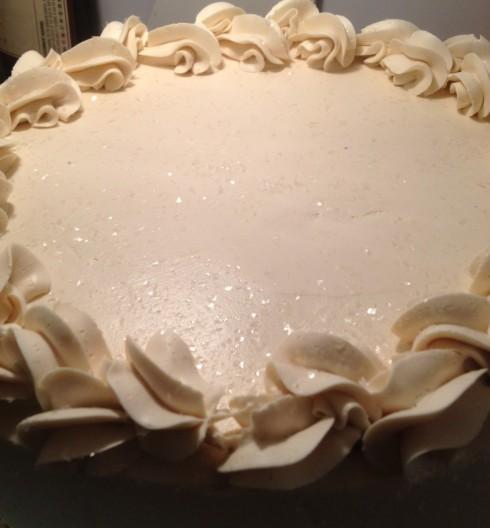 Jonah's gluten free cake