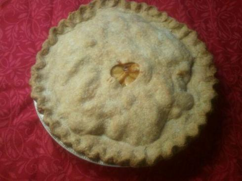 Sargent family pie