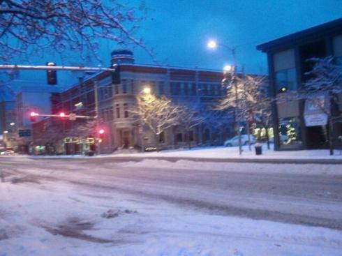 Missoula morning
