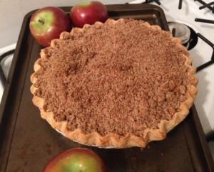Tony's pie