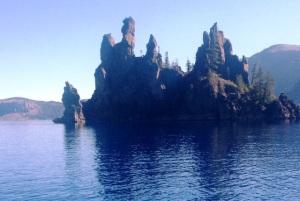 phantom ship at crater lake