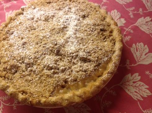 apple pie November